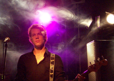 Maximilian Hecker, July 2005