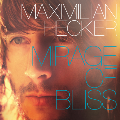 Mirage Of Bliss – CD front cover